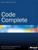 Code Complete   Deutsche Ausgabe PDF