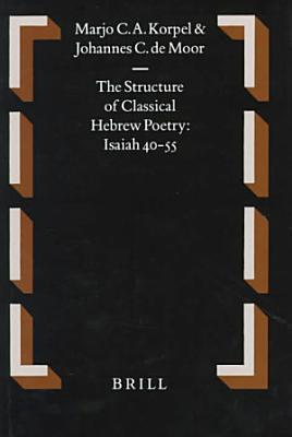 The Structure of Classical Hebrew Poetry PDF