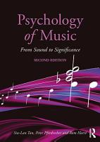 Psychology of Music PDF