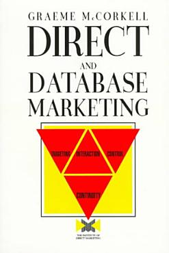 Direct and Database Marketing PDF