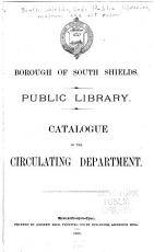 Catalogue of the Circulating Department PDF