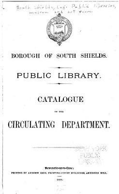 Catalogue of the Circulating Department
