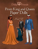 Prom King and Queen Paper Dolls