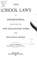 Nebraska School Laws
