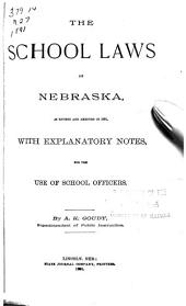 Nebraska School Laws