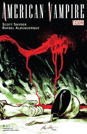American Vampire (2010-) #18