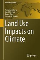 Land Use Impacts on Climate PDF