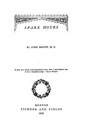 Spare Hours: Volume 1