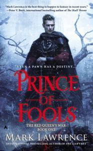 Prince of Fools Book