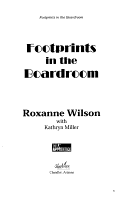 Footprints in the Boardroom PDF