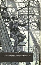 L'Année scientifique et industrielle: Volume35