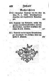 Orientalische und exegetische Bibliothek: Teil 3