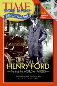 Time For Kids  Henry Ford PDF