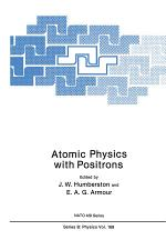 Atomic Physics with Positrons