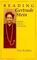 Reading Gertrude Stein PDF