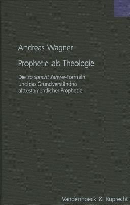 Prophetie als Theologie PDF