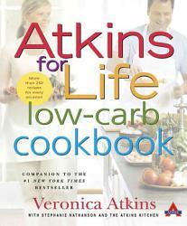 Atkins for Life Low Carb Cookbook PDF
