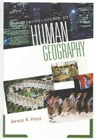Encyclopedia of Human Geography PDF