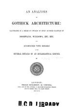 An Analysis of Gothick Architecture: Volume 1