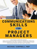 Communications Skills for Project Managers PDF