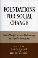 Foundations for Social Change PDF