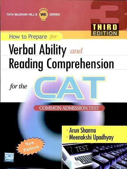 Verbl Ablty  Readg Comprhsn  3E PDF