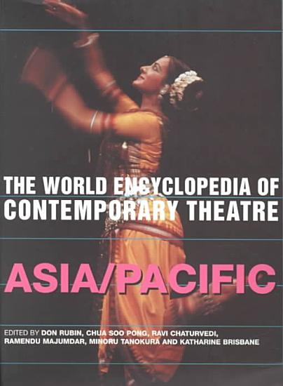 The World Encyclopedia of Contemporary Theatre PDF