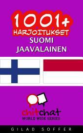 1001+ harjoitukset suomi - jaavalainen