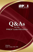 Q and As for the PMBOK   Guide   5th Edition