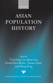 Asian Population History