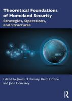 Theoretical Foundations of Homeland Security PDF