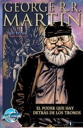 George R.R.Martin: Comic Biografía