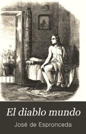 El diablo mundo: poema de Don José Espronceda