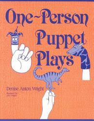 One Person Puppet Plays Book PDF
