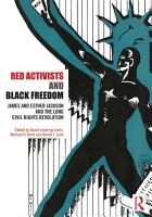 Red Activists and Black Freedom PDF