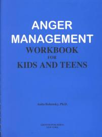 Anger Management Workbook For Kids And Teens