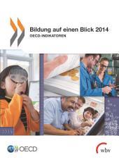 Bildung auf einen Blick 2014  OECD Indikatoren PDF