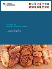 Berichte zur Lebensmittelsicherheit 2012: Monitoring