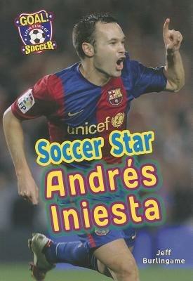 Soccer Star Andr  s Iniesta