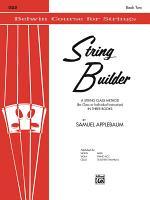 String Builder   Cello  Book II PDF