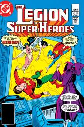 The Legion of Super-Heroes (1980-) #282