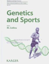 Genetics And Sports Book PDF
