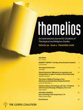 Themelios, Volume 33, Issue 3: Issue 3
