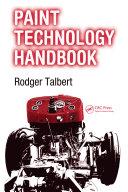 Paint Technology Handbook