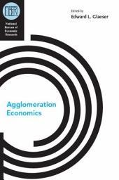 Agglomeration Economics