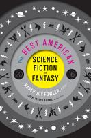 The Best American Science Fiction and Fantasy 2016 PDF
