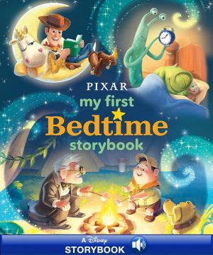 Disney Pixar My First Bedtime Storybook