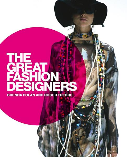 Download The Great Fashion Designers Book