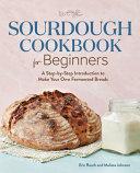 Sourdough Cookbook for Beginners