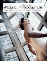 Advanced Wedding Photojournalism PDF
